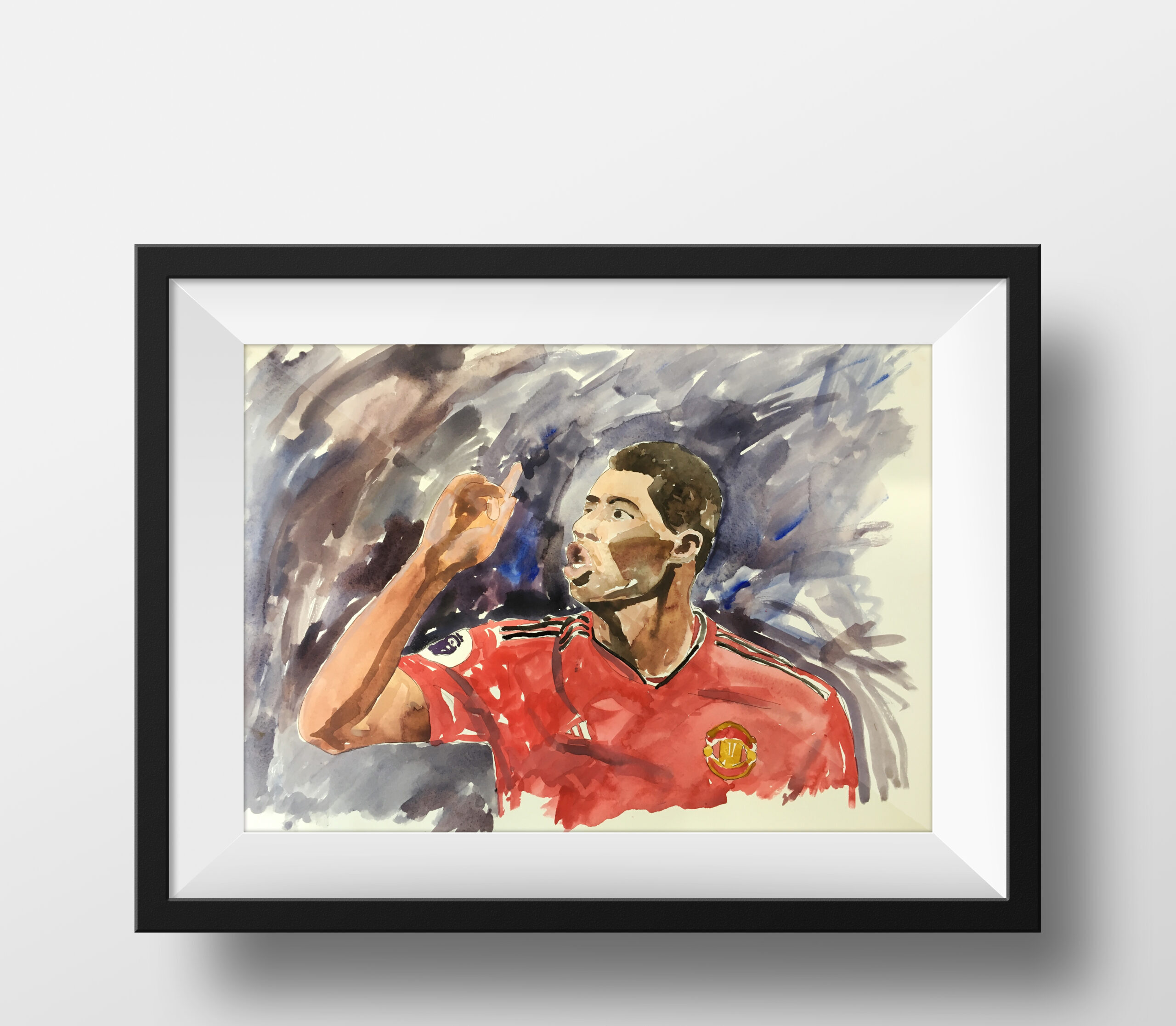 Marcus Rashford I Paint Your Picture